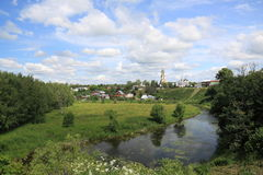 Russia. Views of Suzdal #2 Stock Photos