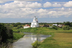 Russia. Views of Suzdal #4 Royalty Free Stock Photography