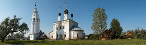 Russia. Vladimir region. Town of Suzdal stock photography
