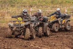 the Racing ATV