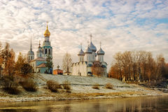 Russia. Vologda Stock Photos
