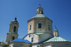 Russia. Voronezh region, church Royalty Free Stock Photography