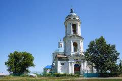 Russia. Voronezh region, church Stock Photo