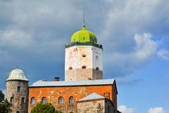 Russia, Vyborg. Ancient fortress. Stock Photo