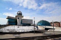 Russia, Yaroslavl-March 29.2016.  Planetarium named after Valentina Tereshkova Stock Photos