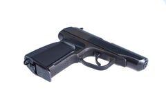 Russian 4.5mm pneumatic  handgun Royalty Free Stock Photography