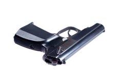 Russian 4.5mm pneumatic  handgun Stock Images
