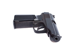 Russian 4.5mm pneumatic  handgun Stock Image