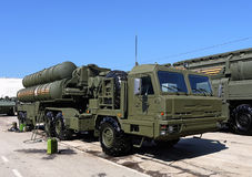 Russian air defense complex C 400 Royalty Free Stock Photography
