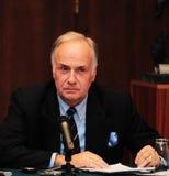 Russian ambassador to Serbia Alexander Konuzin Royalty Free Stock Photo