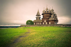 Russian architecture Royalty Free Stock Image