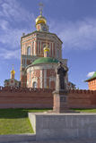 Russian architecture and traditions Yoshkar-Ola Russia. Stock Photos