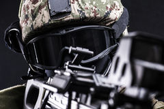 Russian armed forces Royalty Free Stock Images