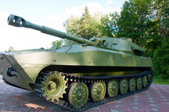Russian armoured fighting vehicle Royalty Free Stock Photography