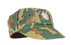 Russian Army Cap Stock Image