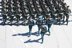 Russian army Stock Images
