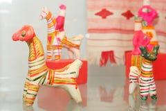 Russian art toys Royalty Free Stock Photo