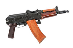 Russian automatic rifle Stock Photography