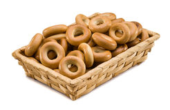 Russian bagels Royalty Free Stock Images
