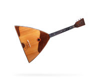Russian balalaika Stock Photos