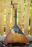 Russian balalaika Royalty Free Stock Image