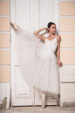 Russian ballerina Royalty Free Stock Photos