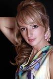 Russian beauty Royalty Free Stock Photos
