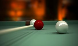Russian billards Royalty Free Stock Images