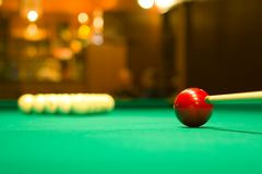 Russian billiards stock photos