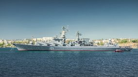 Russian Black Sea Fleet Royalty Free Stock Image