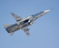 Russian bomber Stock Photo