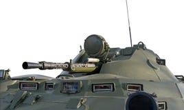 The Russian BTR-80 Stock Photo