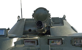 The Russian BTR-80 Royalty Free Stock Photography