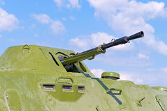 The Russian BTR-80 Stock Images