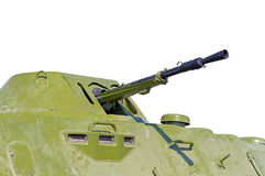 The Russian BTR-80 Royalty Free Stock Photos