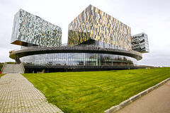 Russian business school Skolkovo Stock Photos