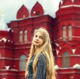 Russian businesswoman Stock Photos