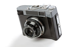 Russian camera Stock Photography