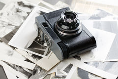 Russian camera Royalty Free Stock Photo