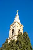 Russian Candle - the highest belfry in Jerusalem Stock Photography