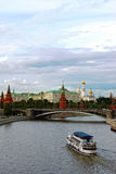 Russian capital of Moscow Kremlin, Russia Stock Photo