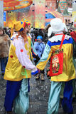 Russian Carnival (Maslenitsa) 2011, Moscow Stock Photography