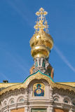 Russian Chapel Royalty Free Stock Image
