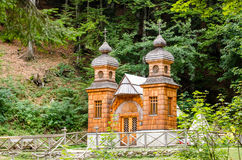 Russian Chapel, Slovenia Stock Photography