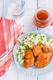Russian Chicken Thighs Royalty Free Stock Photo