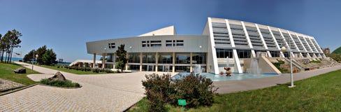 The Russian Children's Center Orlyonok Stock Image
