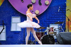 Russian Childrens Ballet Royalty Free Stock Images