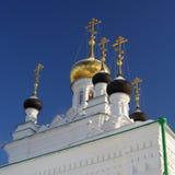 Russian chirch Iverskaya in Orel Royalty Free Stock Photos