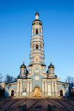 Russian Christian church Royalty Free Stock Images