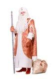 Russian Christmas character Royalty Free Stock Photo